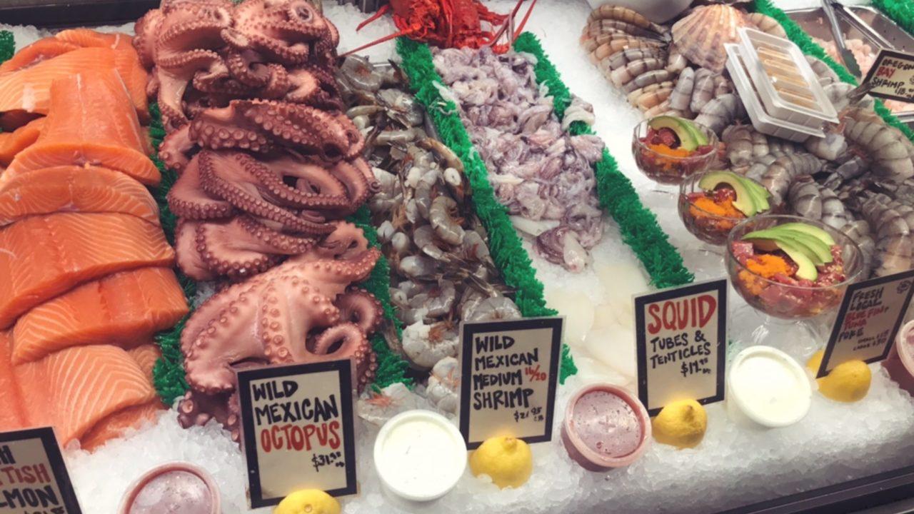 サンディエゴレストラン:エル・ペスカドール・フィッシュマーケット